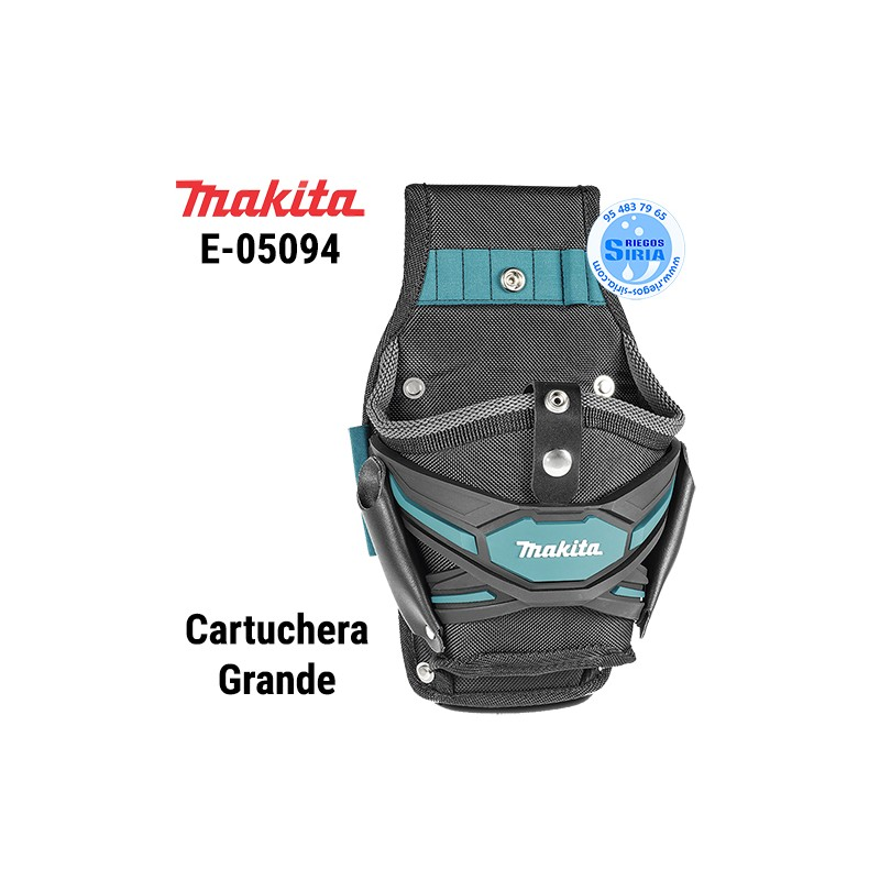 Cartuchera Grande Universal Makita E-05094 E-05094