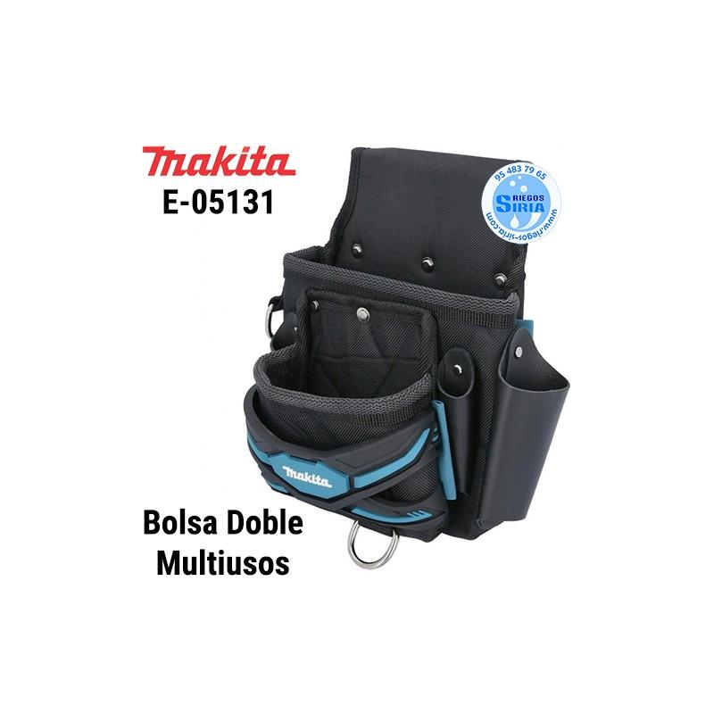 Bolsa Doble Multiusos Makita E-05131 E-05131