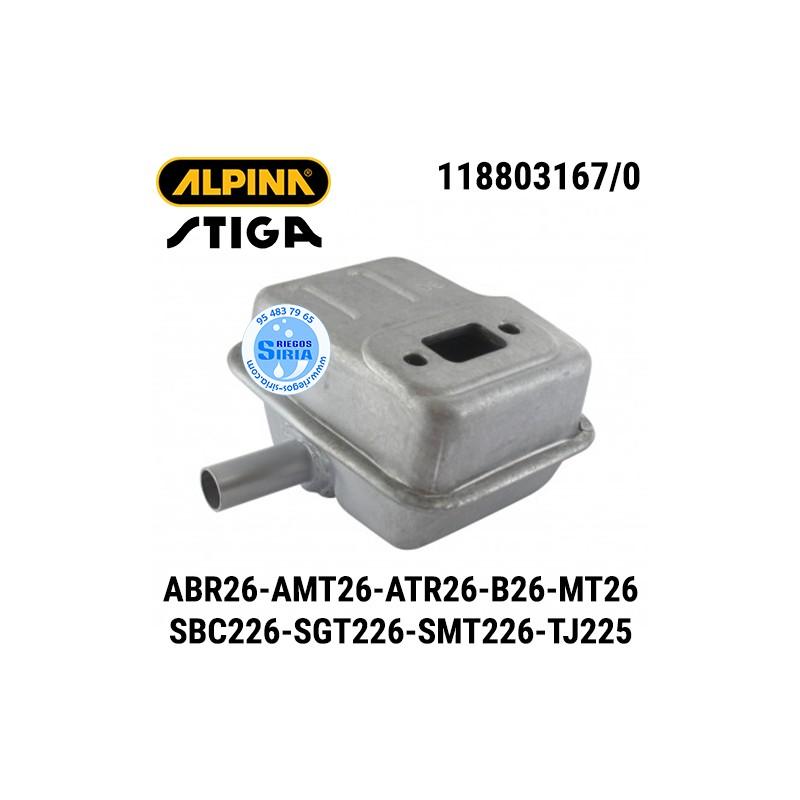 Escape Alpina Stiga ABR26J ABR26JD AMT26 ATR26J B26J B26JD MT26 SBC226J SBC226JD SGT226J SMT226 T26J TJ225X 160135