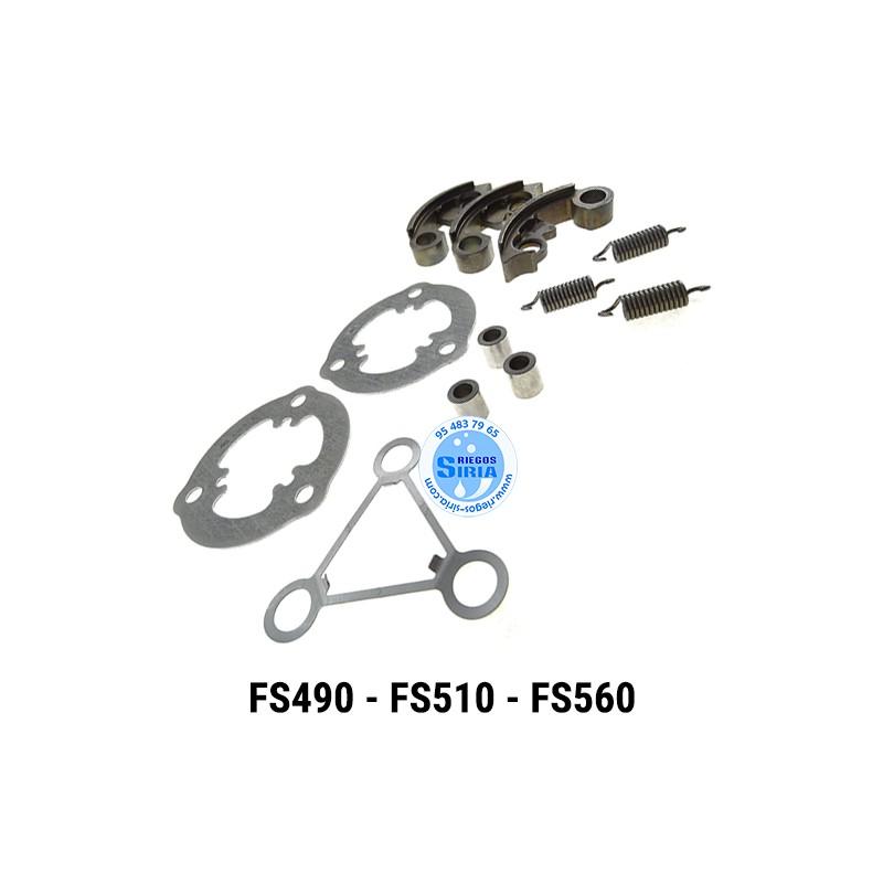 Embrague compatible FS490 FS510 FS560 021457