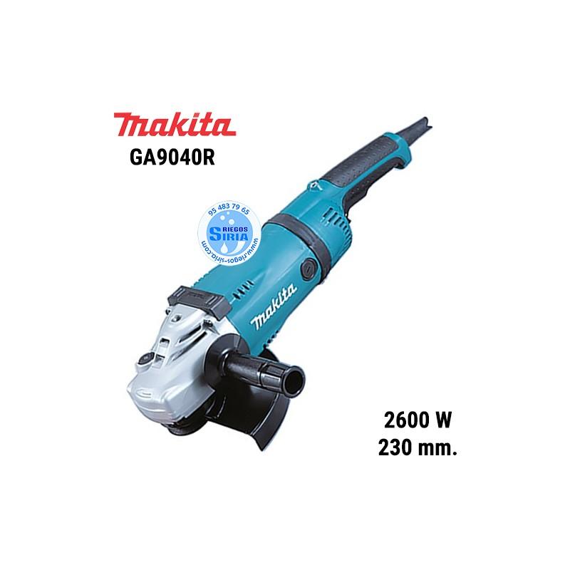 Amoladora Makita 2600W 230mm. SAR GA9040R GA9040R