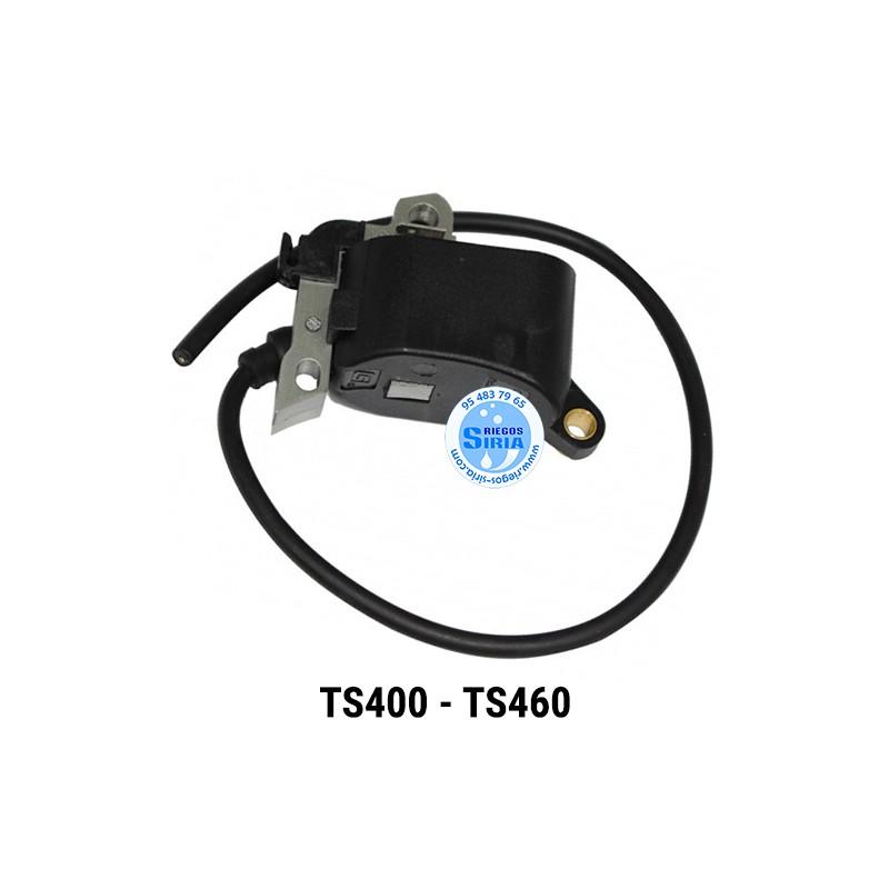 Bobina compatible TS400 TS460 3 Tornillos 020649