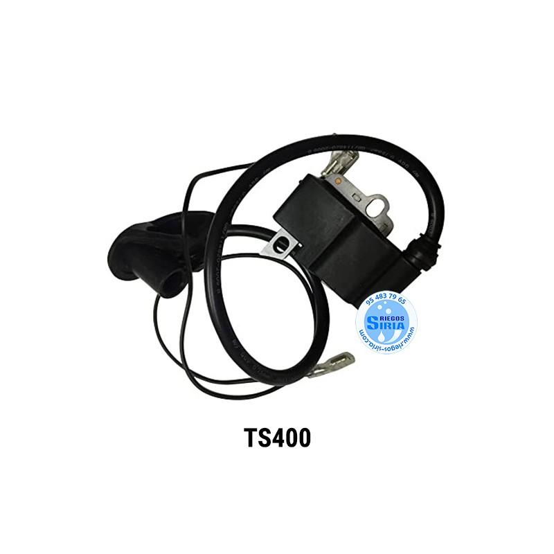Bobina compatible TS400 2 Tornillos 020648