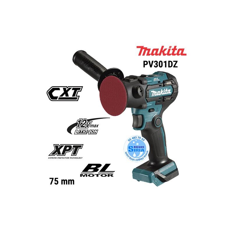 Lijadora Pulidora 12Vmax CXT BL PV301DZ PV301DZ