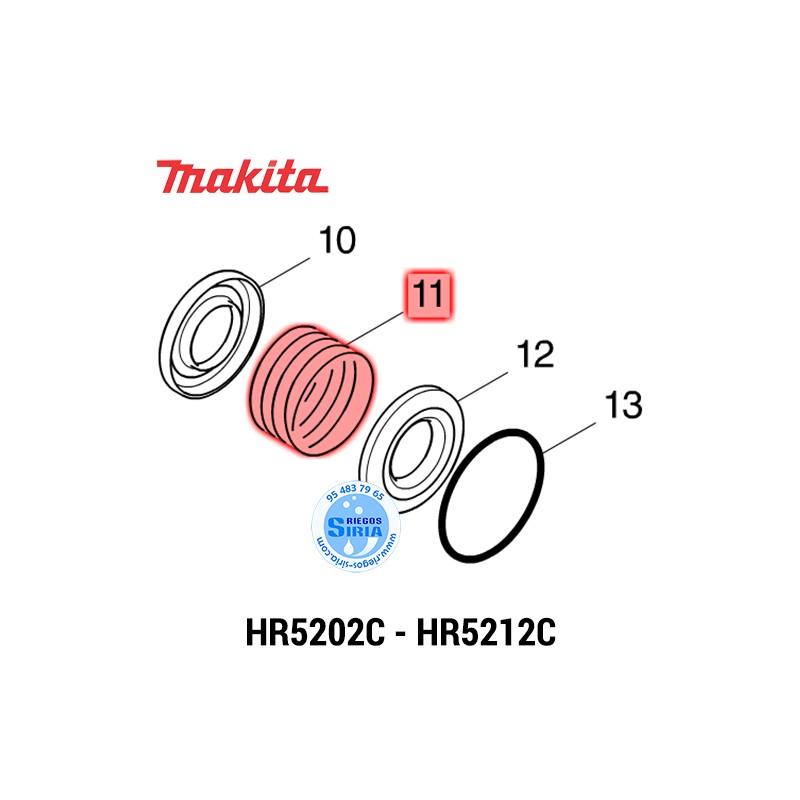 Muelle de Compresión 49 Makita HR5202C HR5212C 234317-1