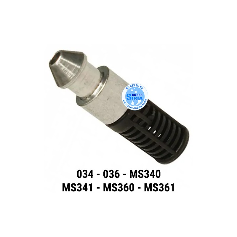 Filtro Aceite compatible 034 036 MS340 MS341 MS360 MS361 020063