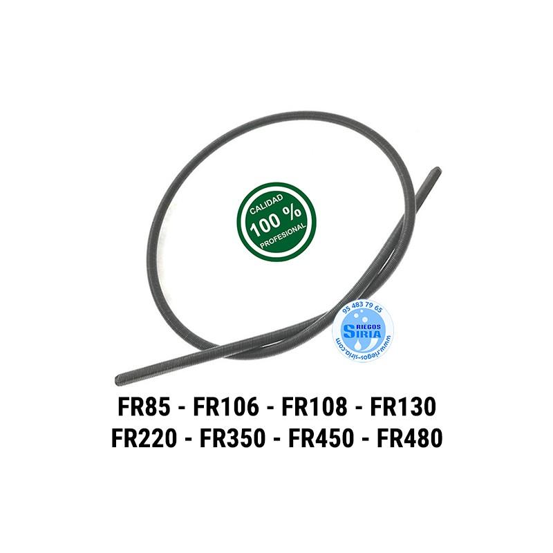 Eje Flexible compatible FR85 FR106 FR108 FR130 FR220 FR350 FR450 FR480 6,8x895mm. 130222
