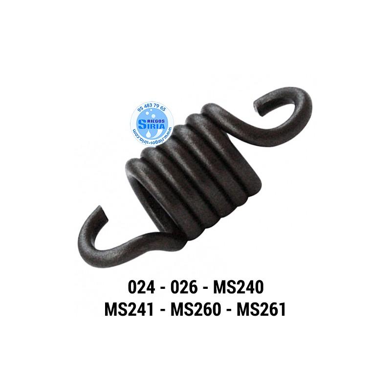 Muelle Embrague compatible 024 026 MS240 MS241 MS260 MS261 020812