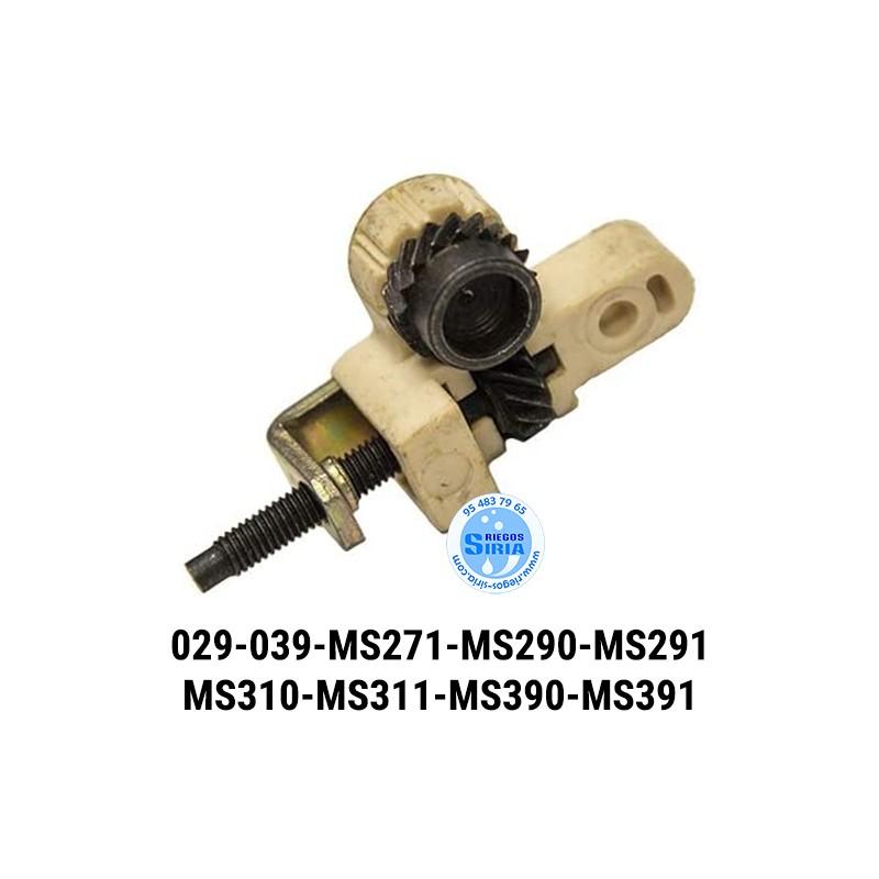 Tensor Cadena compatible 029 039 MS271 MS290 MS291 MS310 MS311 MS390 MS391 020121