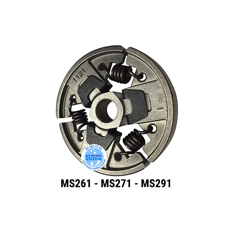 Embrague compatible MS261 MS271 MS291 020149