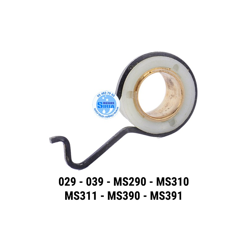 Piñon Engrase compatible 029 039 MS290 MS310 MS390 020336