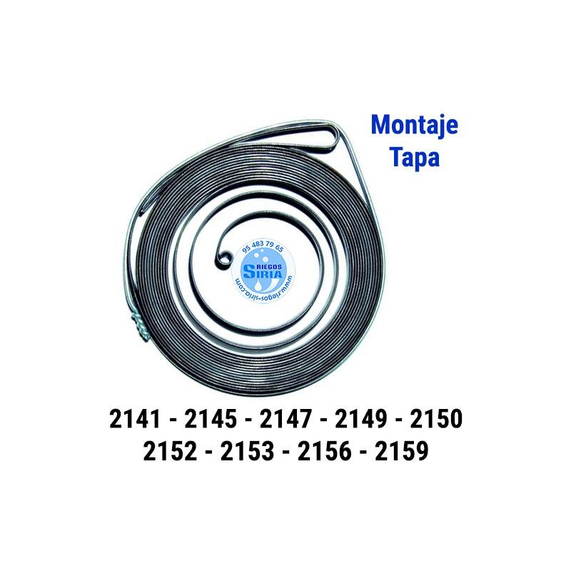 Muelle Arranque compatible 2141 2145 2147 2150 2152 2153 2156 2159 030578