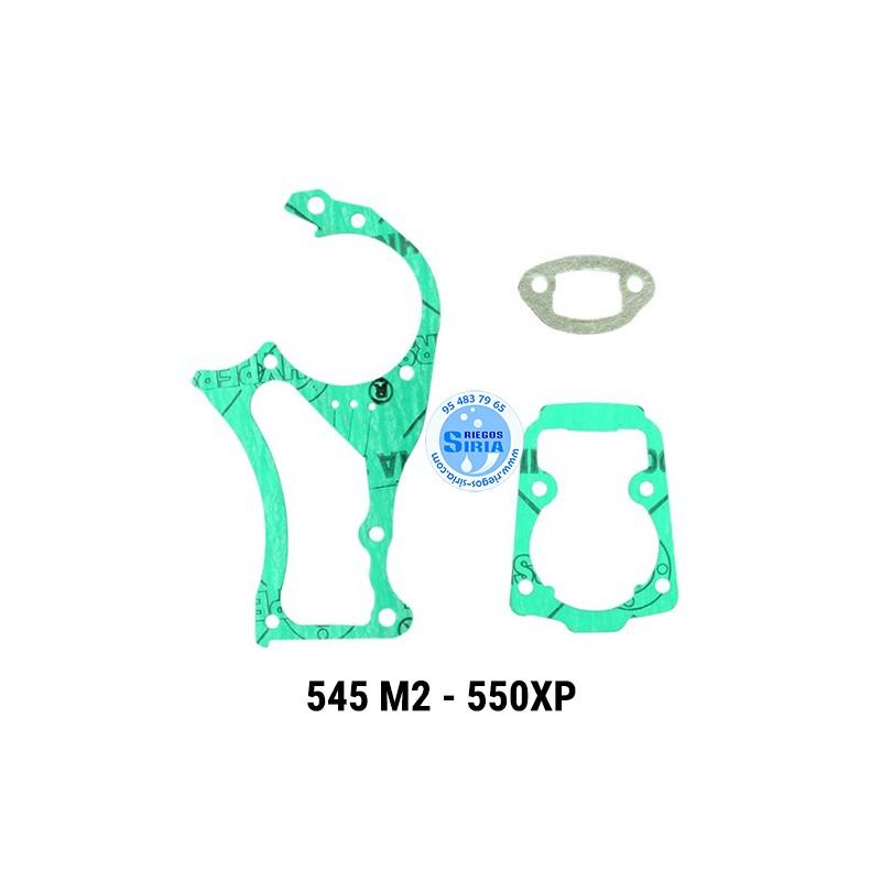 Juego de Juntas compatible 545 Mark II 550XP 030810