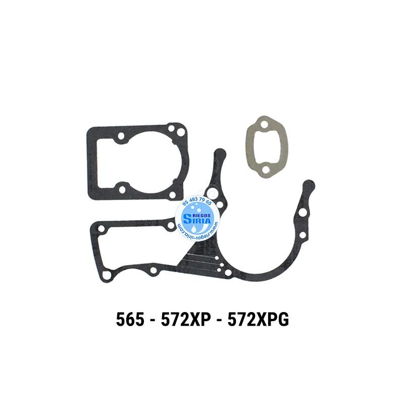 Juego de Juntas compatible 565 572XP 572XPG 030812