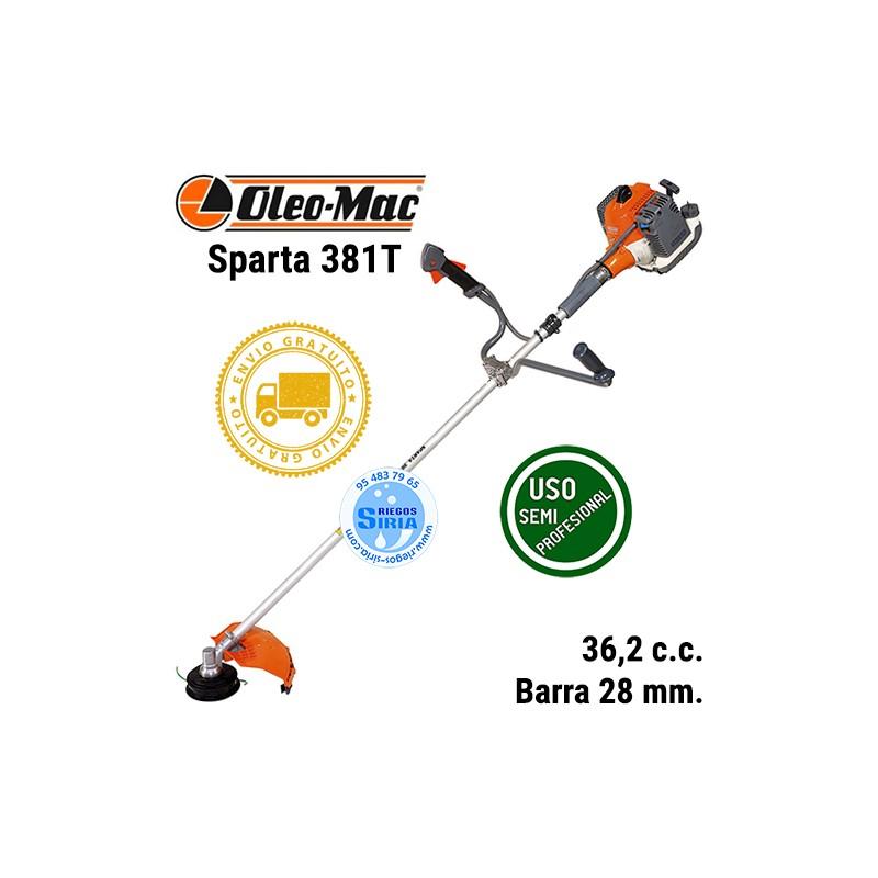 Desbrozadora Oleo Mac 36,2c.c. 28mm. Manillar Sparta 381T 61339070E2