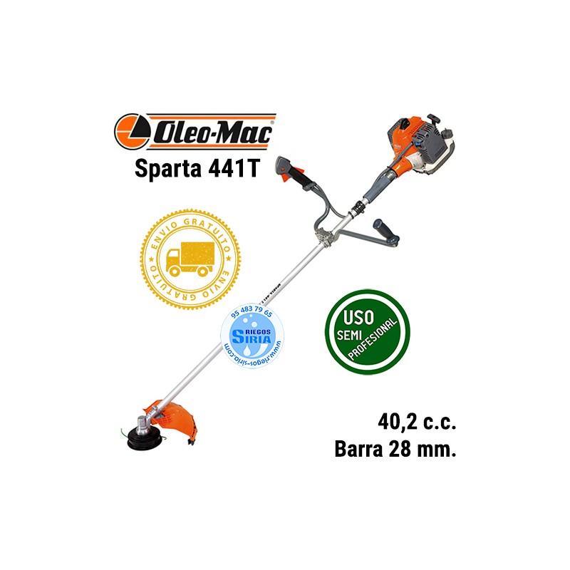 Desbrozadora Oleo Mac 40,2c.c. 28mm. Manillar Sparta 441T 61339050E2