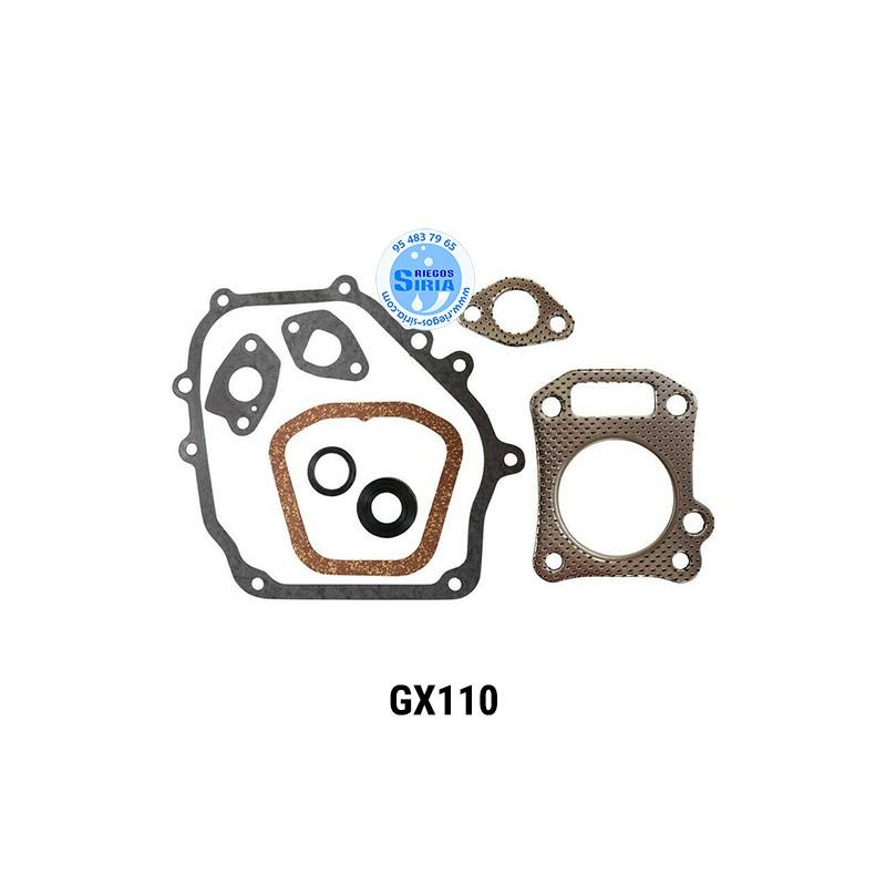Juego de Juntas compatible GX110 000101