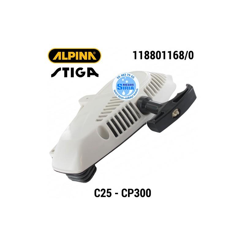 Arrancador Completo Alpina C25 CP300 160155