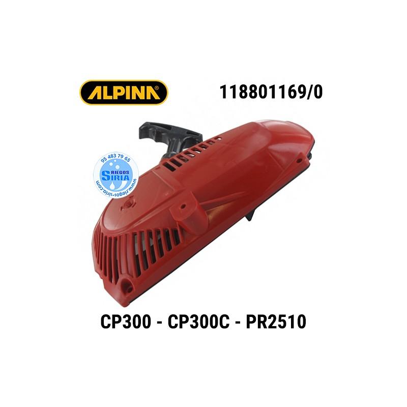Arrancador Alpina CP300 CP300C PR2510 160021
