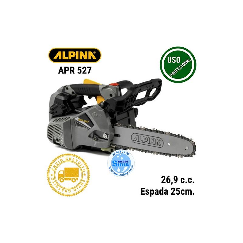 Motosierra Gasolina Poda Alpina 26,9c.c. 25cm. APR527 240271004/A21