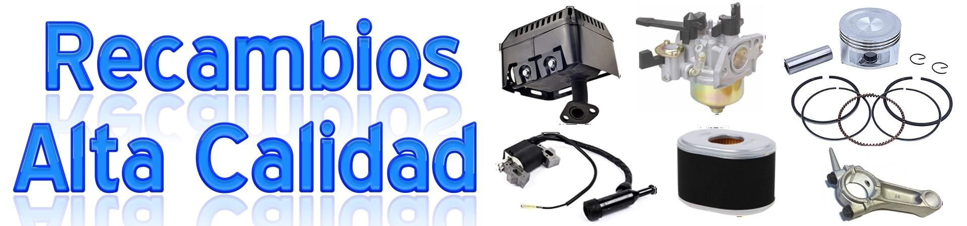 RECAMBIOS y Repuestos ECONÓMICOS para Motores HONDA