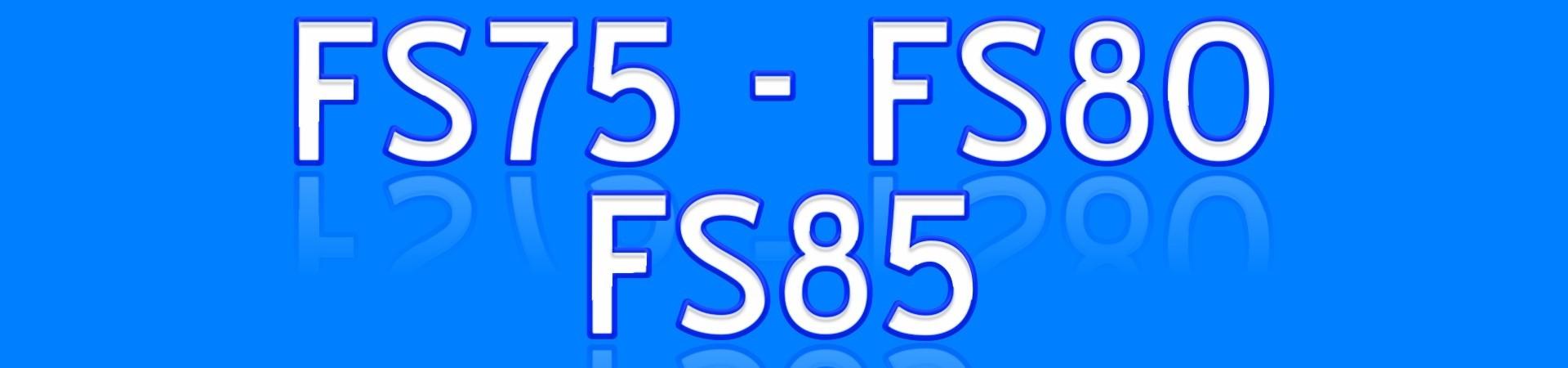 REPUESTOS para Desbrozadora STIHL FS75 FS80 FS85