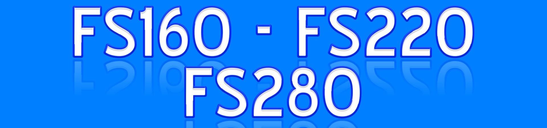 REPUESTOS para Desbrozadora STIHL FS160 FS220 FS280