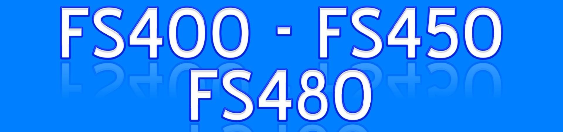 REPUESTOS para Desbrozadora STIHL FS400 FS450 FS480