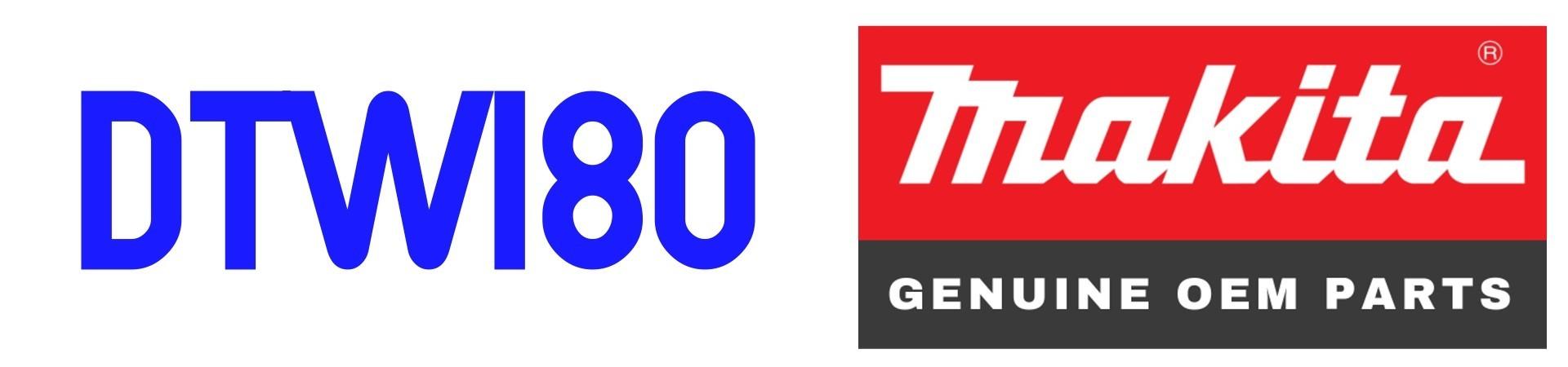 RECAMBIOS para Llave de Impacto Makita DTW180 al Mejor PRECIO