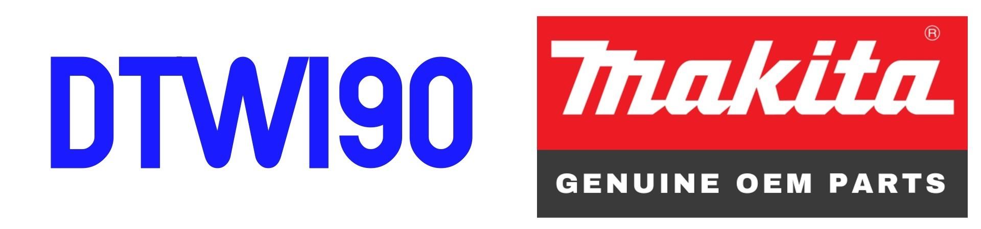 RECAMBIOS para Llave de Impacto Makita DTW190 al Mejor PRECIO