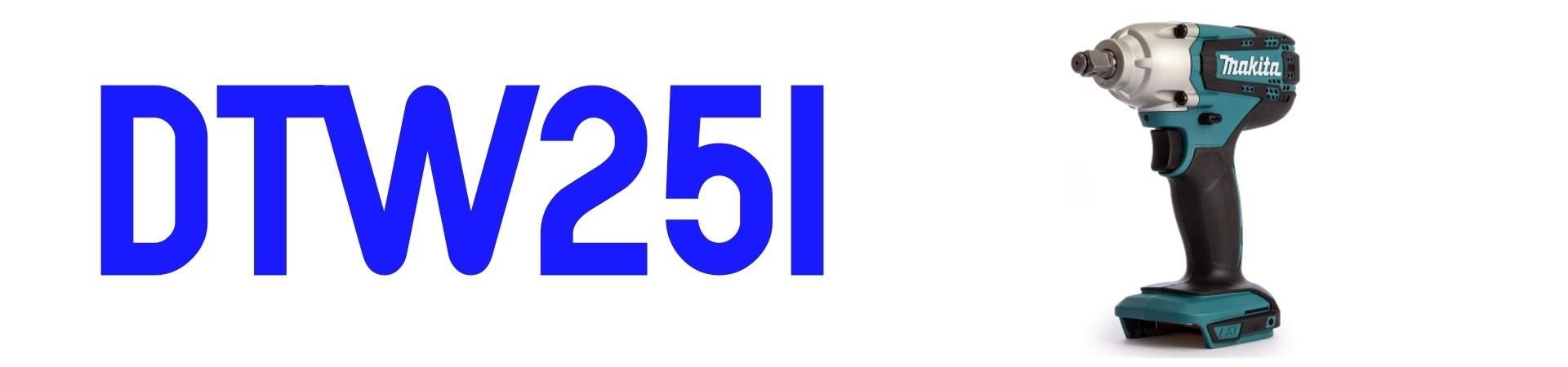 RECAMBIOS para Llave de Impacto Makita DTW251 al Mejor PRECIO
