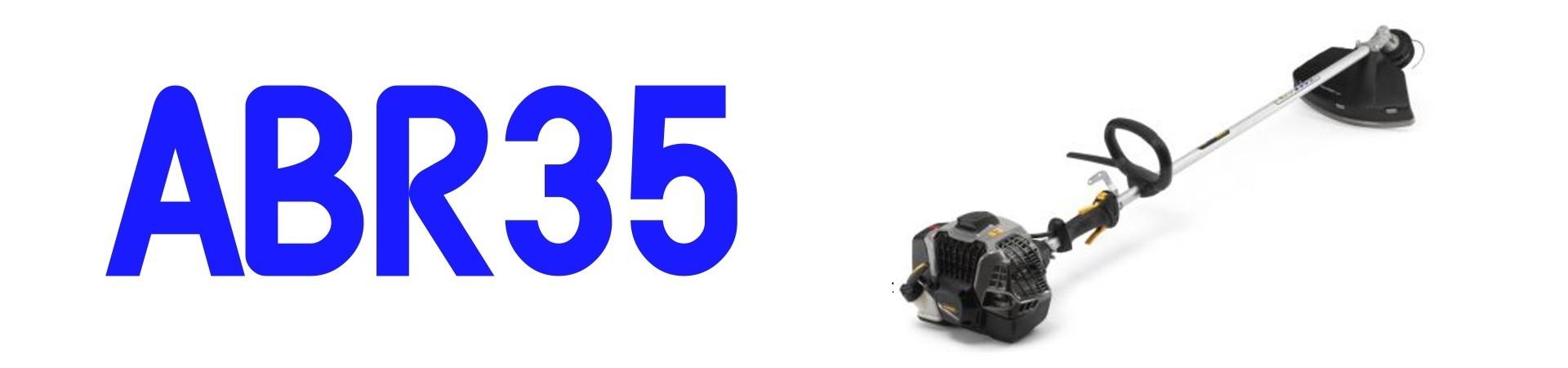 RECAMBIOS Desbrozadora Alpina ABR35 al Mejor PRECIO