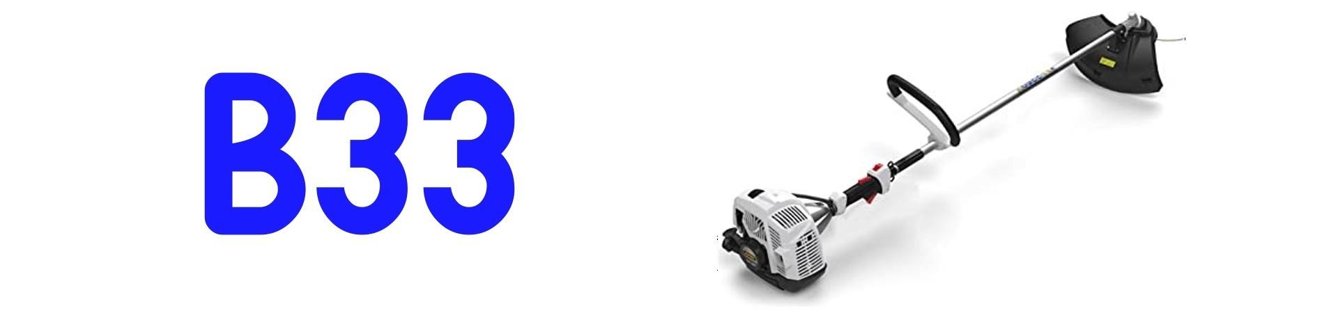 RECAMBIOS Desbrozadora Alpina B33 al Mejor PRECIO