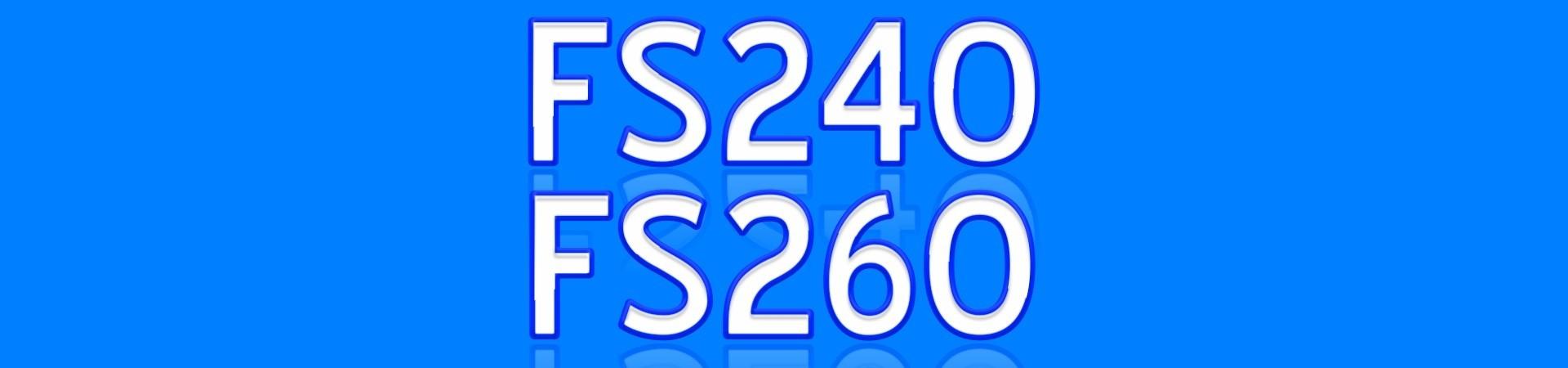 RECAMBIOS para Desbrozadora STIHL FS240 FS260