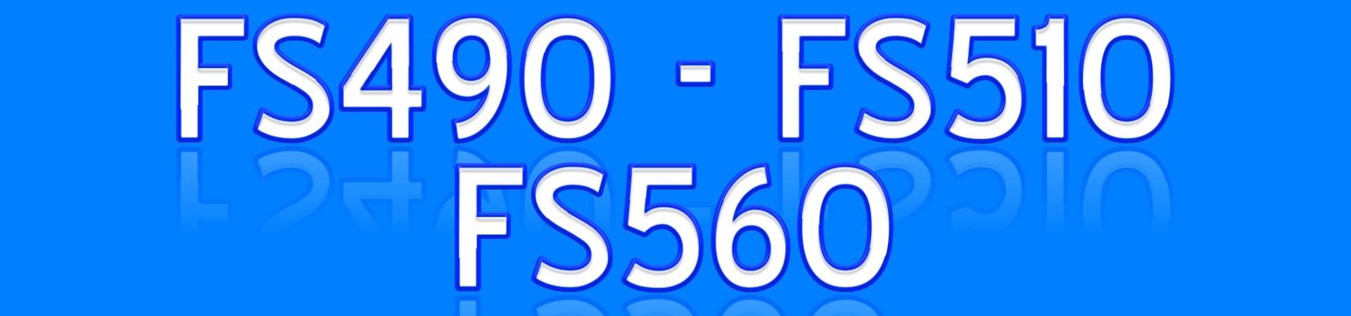 RECAMBIOS para Desbrozadora STIHL FS490 FS510 FS560