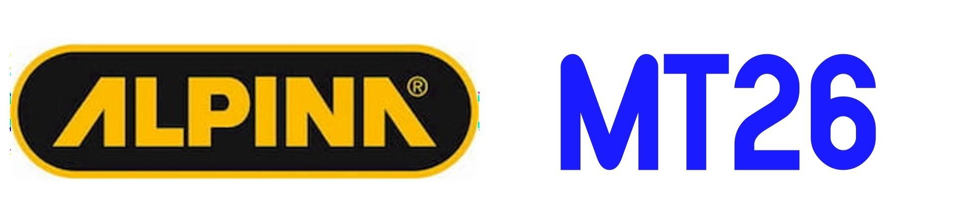 RECAMBIOS para Multifunción Alpina MT26 5 en 1 con Mejor PRECIO del Mercado