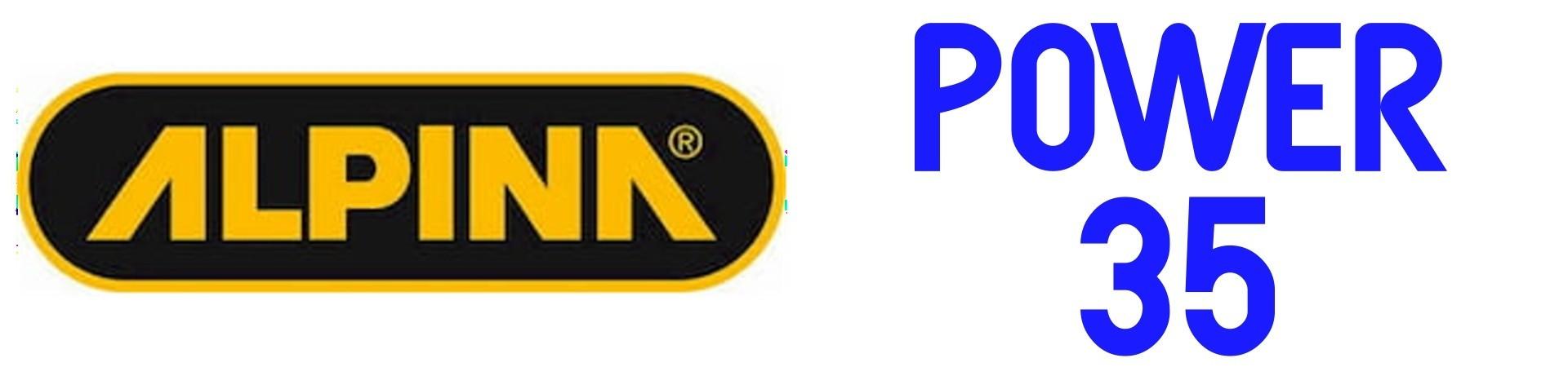RECAMBIOS para Desbrozador Alpina POWER 35 con Mejor PRECIO del Mercado