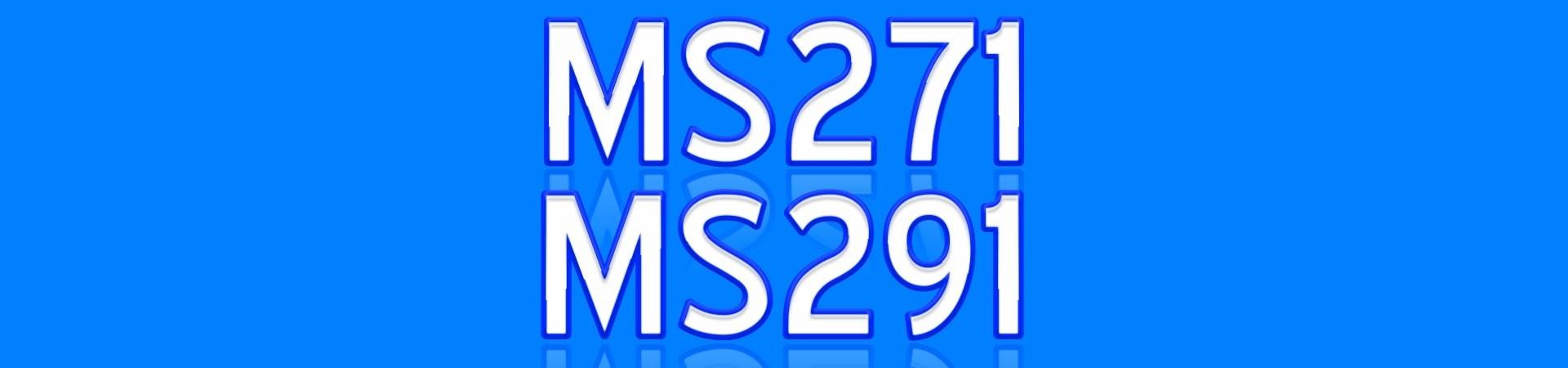 REPUESTOS para Motosierra STIHL MS271 MS291