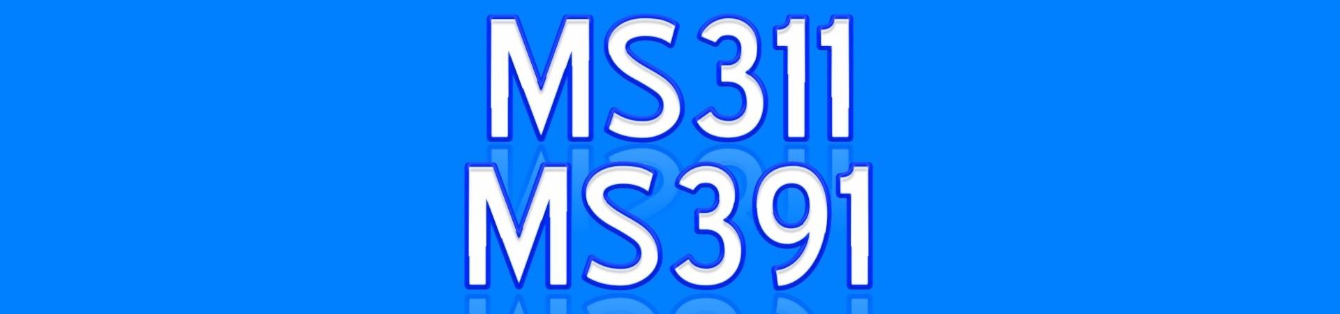 REPUESTOS para Motosierra STIHL MS311 MS391